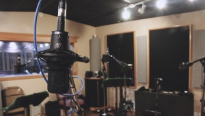 studio mikrofon ausrüstung