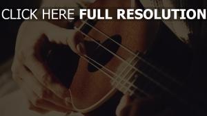 finger hände gitarre
