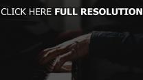 ring musik hände klavier
