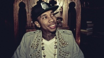 stil lächeln mütze tyga rapper