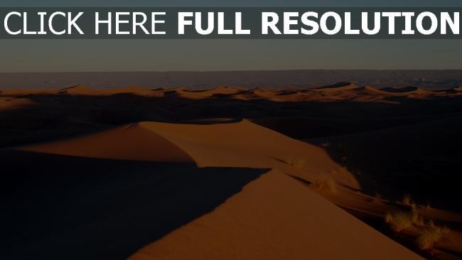 hd hintergrundbilder sand wüste ebenen afrika marokko