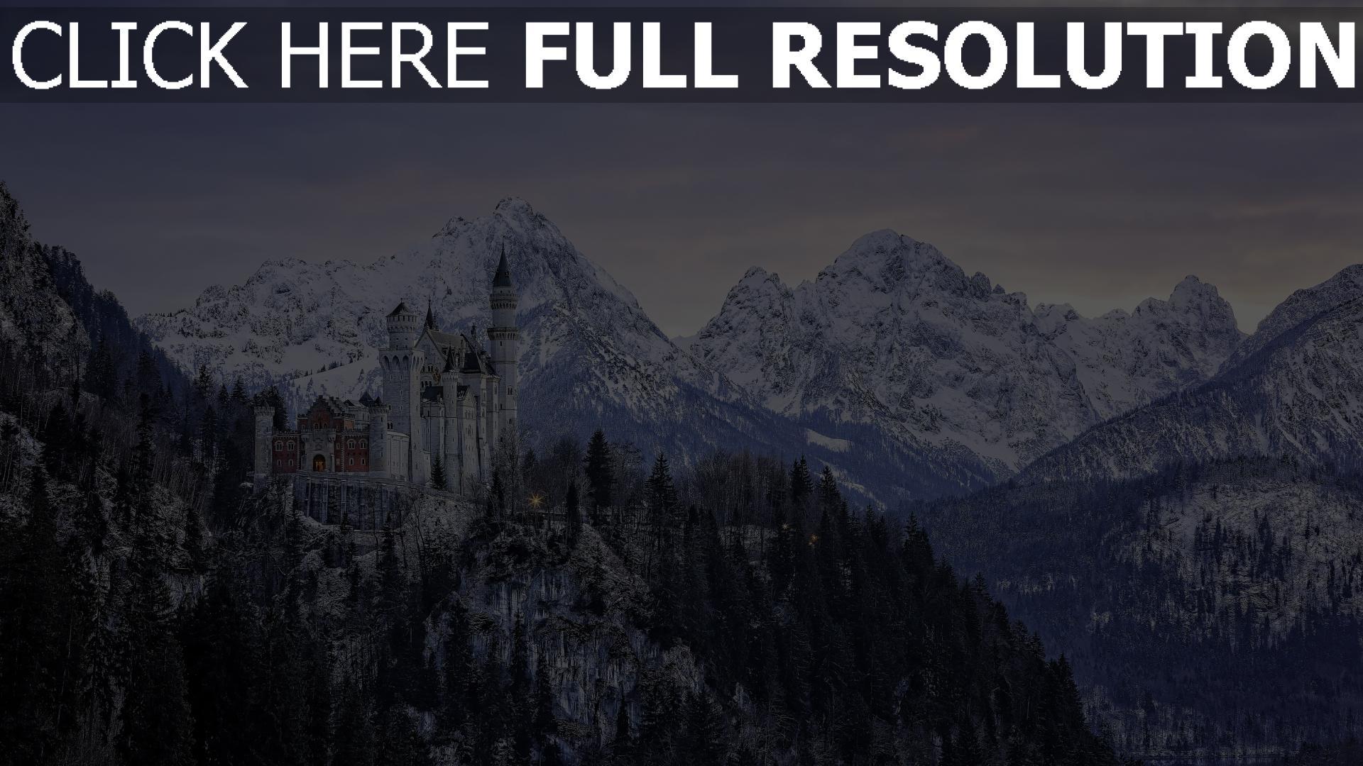 Photo Collection Hd Hintergrundbilder Berge Schnee