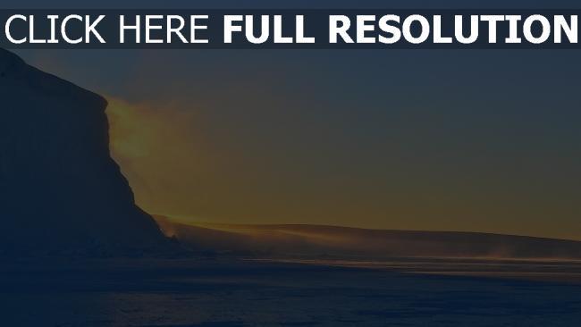 hd hintergrundbilder eis schnee licht eisberg antarktis