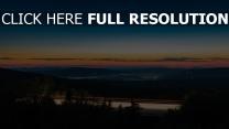 himmel sonnenuntergang nacht