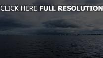 himmel horizont meer