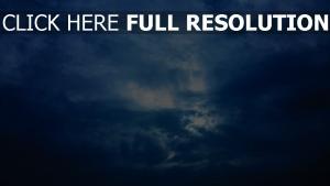 wolken himmel bewölkt