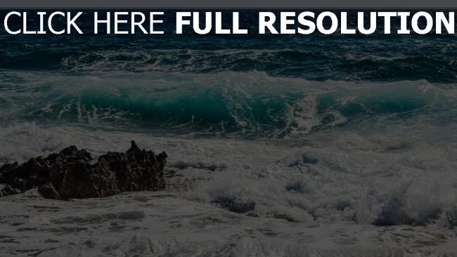hd hintergrundbilder surf schaum strand meer