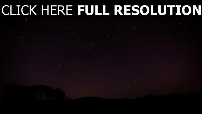 hd hintergrundbilder nacht sternenhimmel himmel sterne