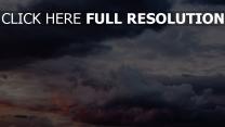 himmel wolken bewölkt