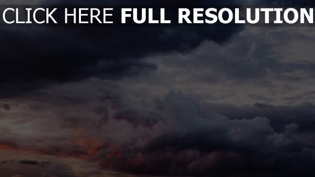 hd hintergrundbilder himmel wolken bewölkt