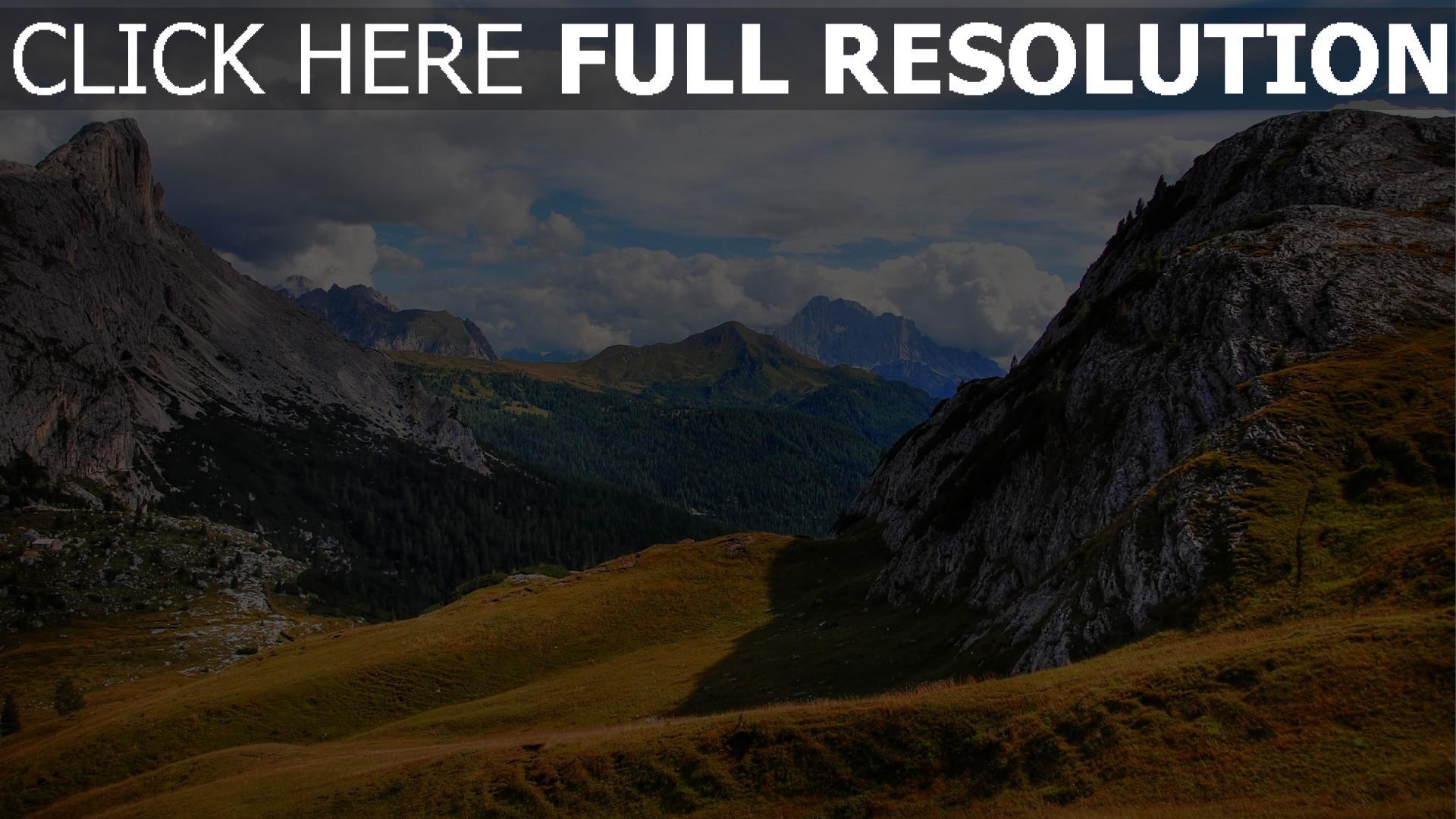 Herunterladen 1920x1080 Full Hd Hintergrundbilder Italien