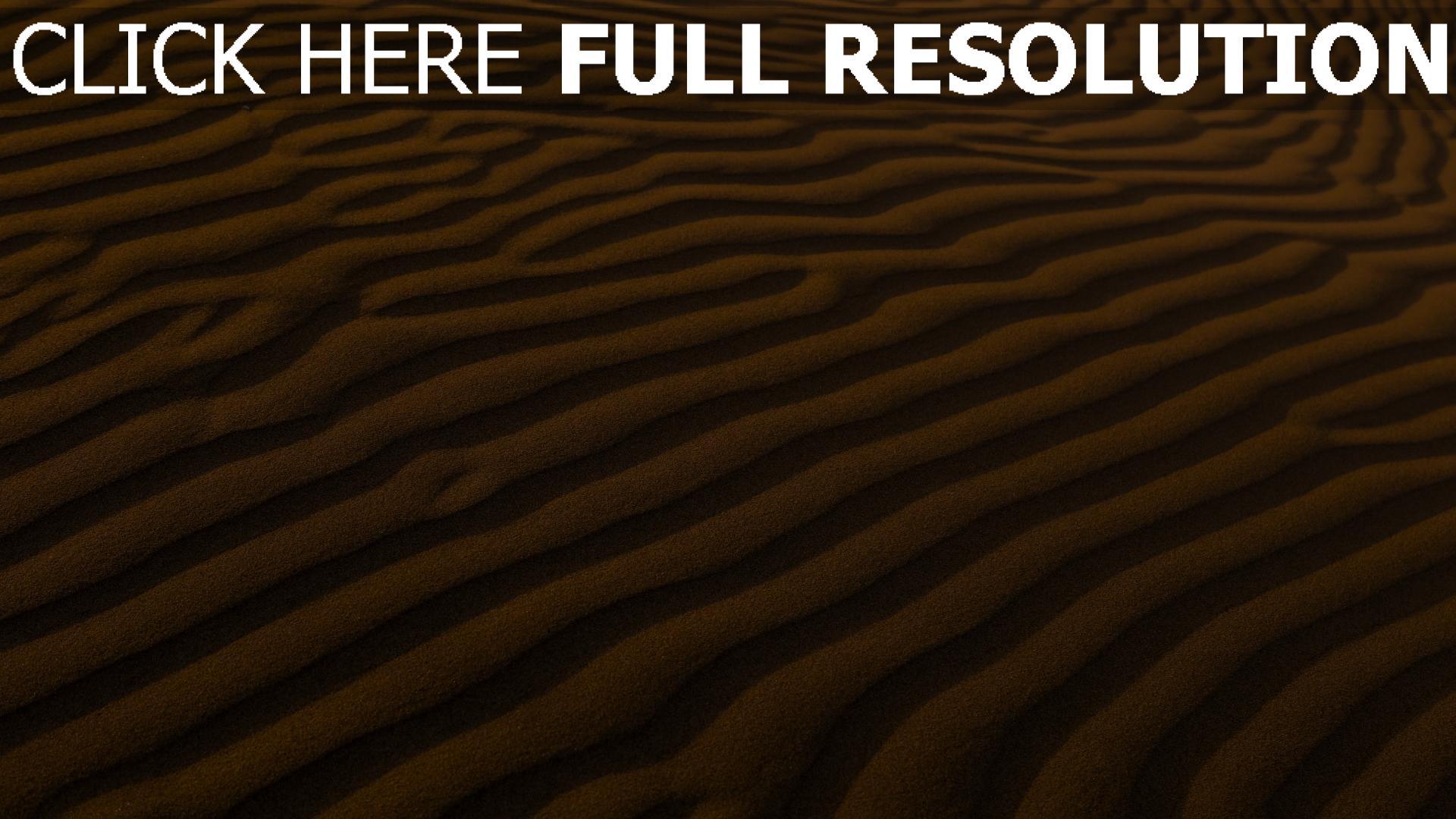 hd hintergrundbilder wüste sand oberfläche 1920x1080