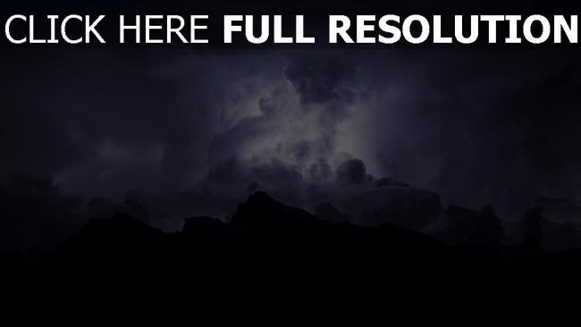 hd hintergrundbilder bewölkt gewitter wolken