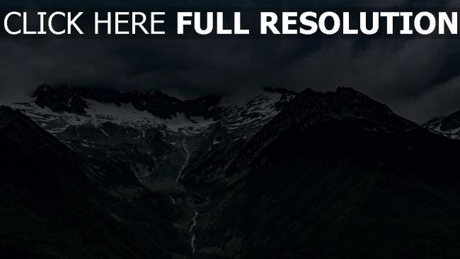 hd hintergrundbilder italien nebel alpen berge