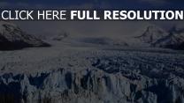 moreno argentinien gletscher el calafate