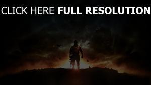 battlefield leuchten rauch flugzeuge soldaten