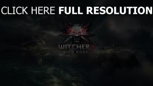 the witcher 3 wild hunt emblem gebirge sturm
