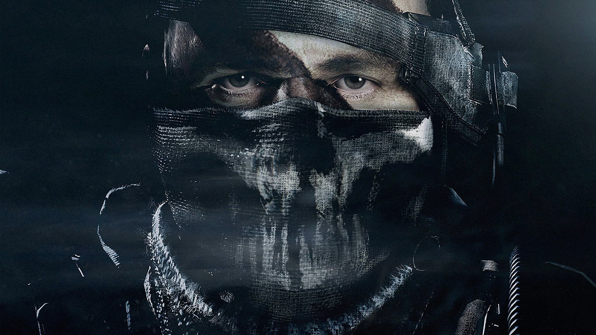 HD Hintergrundbilder Call Of Duty Ghosts Maske Gesicht