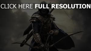 the elder scrolls breton krieger assassine