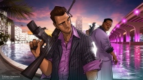 grand theft auto vice city gta art
