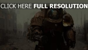 warhammer 40000 waffe sci-fi