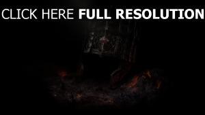dark souls 2 krone altes eisen könig ruder