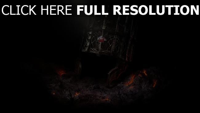 hd hintergrundbilder dark souls 2 krone altes eisen könig ruder