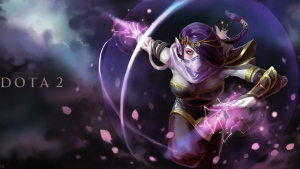 dota 2 templar assassin art