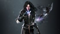 the witcher 3 wild hunt yennefer art