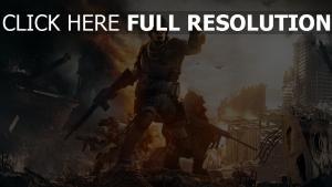 warface kampf feuer waffen soldaten