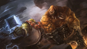 garrosh hellscream world of warcraft
