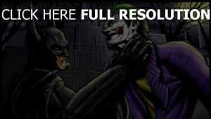 joker batman batman arkham asylum