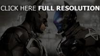 bruce wayne arkham knight armor batman
