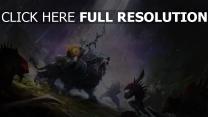 art moon rider battle dota 2