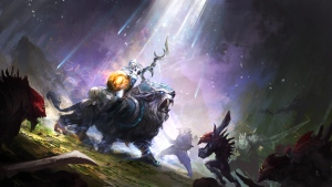 art moon rider battle dota 2