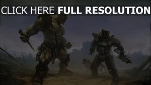 bethesda softworks brotherhood of steel postapokalipsis fallout 4