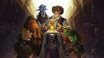 the league of explorers heroes of warcraft brann bronzebeard hearthstone