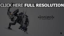 guerrilla games zero dawn horizon