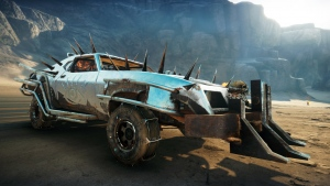 car fury road desert mad max