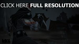 klei entertainment game mark of the ninja
