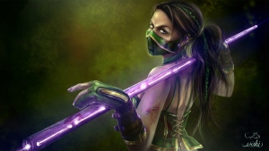 art jade mortal kombat