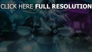 art chun li street fighter v