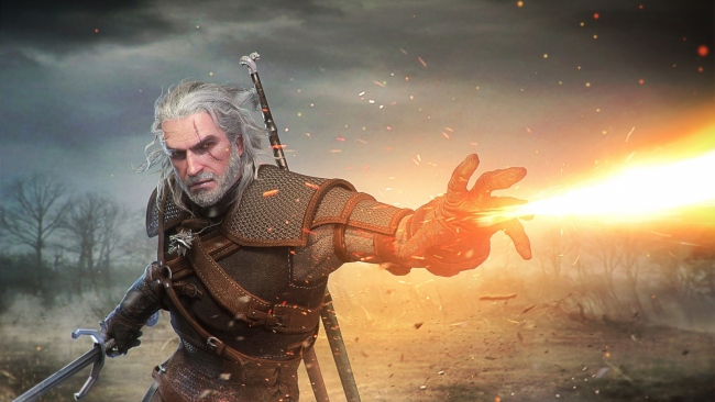 hd hintergrundbilder geralt of rivia wild hunt der hexer 3 the witcher 3