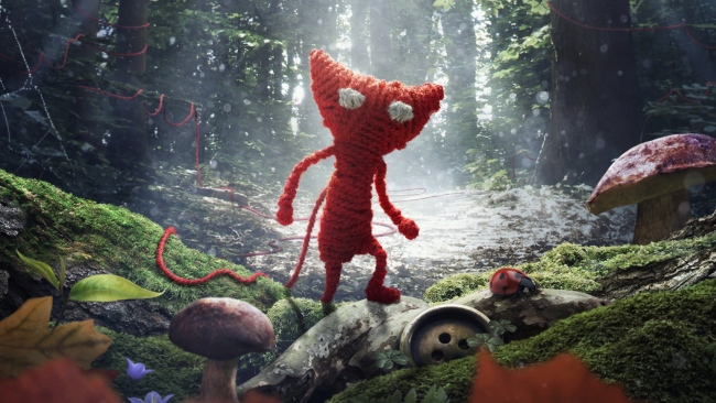 hd hintergrundbilder electronic arts coldwood interactive unravel