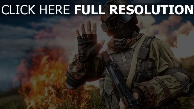 hd hintergrundbilder helm malerei soldaten ausrüstung battlefield 4