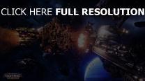 schwarze legion armada battlefleet gothic warhammer 40k