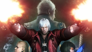 vergil mary devil may cry dante trish