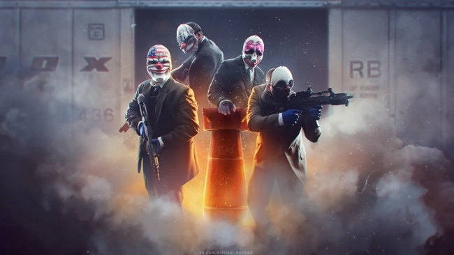 hd hintergrundbilder chains overkill software houston payday 2 dallas wolf