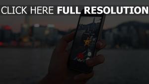 iphone pokemon go spiel