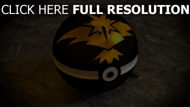 hd hintergrundbilder pokemon go spiel pokeball
